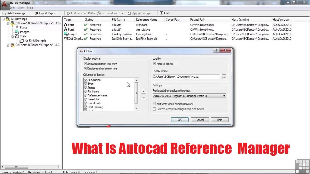 What Is Autocad Reference Manager And Autocad Major Licensing Changes