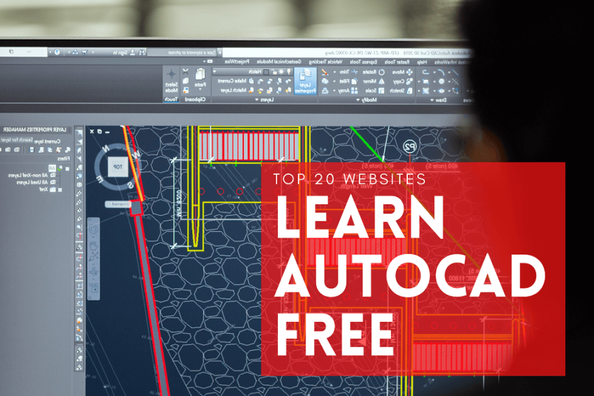20+ Best Websites to Learn AutoCAD, for Free